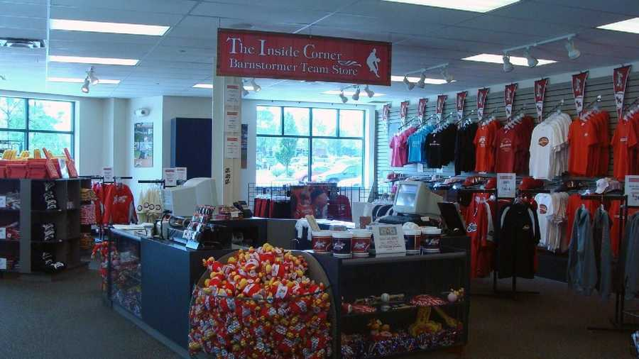 The Team Store is open Monday-Friday in addition to game days.