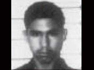 "Israel Mendoza: Wanted for an August 1998 driveby shooting in which he and Robert Radames Herrera (both gang members of the Latin Kings) shot and killed an innocent bystander in Reading, PA.  He is described as a white male, 5'9"" tall and weighs 150 lbs.  Mendoza has black hair, brown eyes and no scars.  Izzy is a reported alias.  For information on Mendoza's whereabouts call the PSP Terrorism/Fugitive Tip Line at 1-888-292-1919."