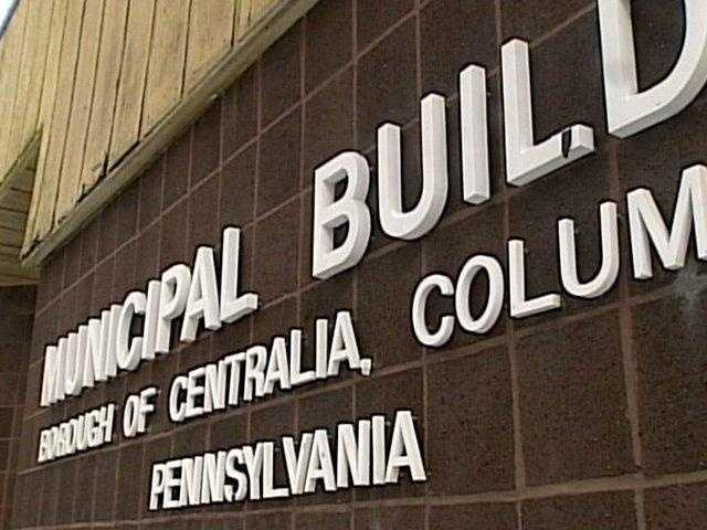Centralia has a mayor and a five-member borough council.