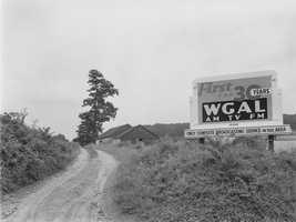 WGAL billboard.