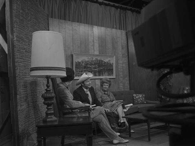 Roy Rogers, 1971.