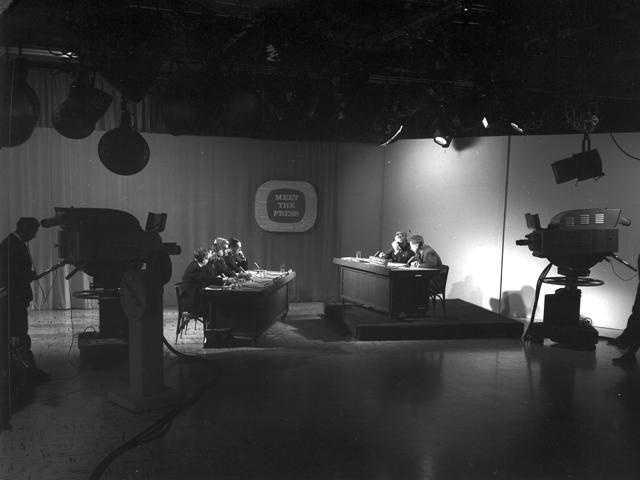 Meet The Press, 1962.