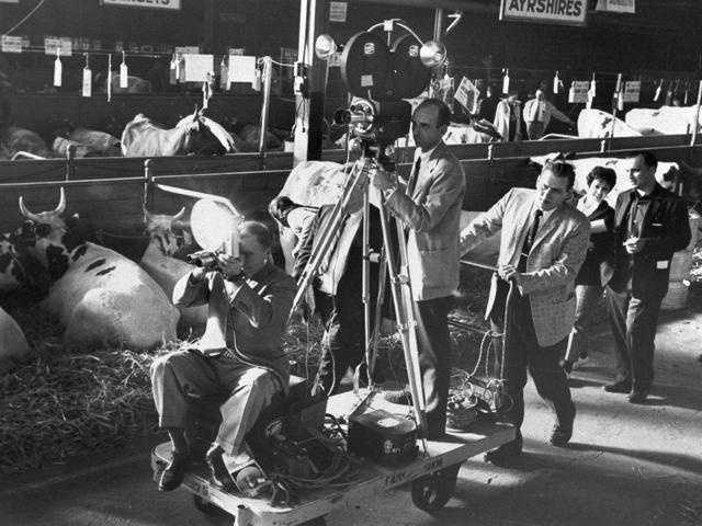 1961 Farm Show.