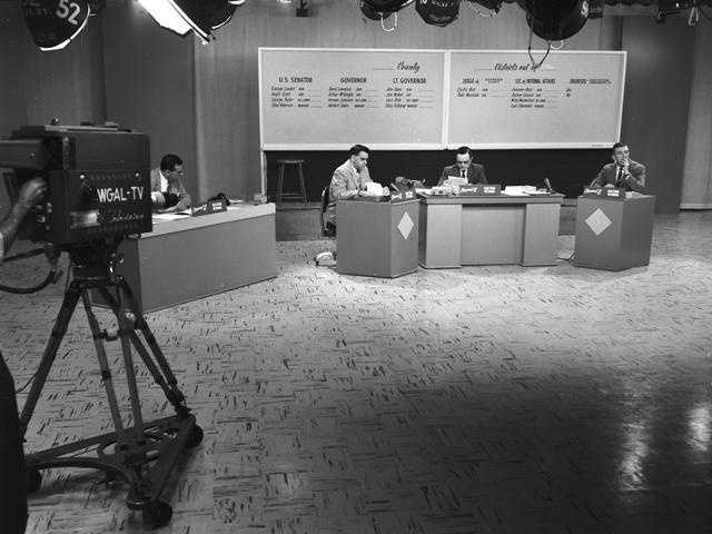 1958 election coverage.