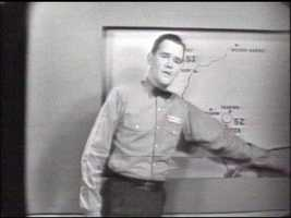 Weatherman Bill Saylor.