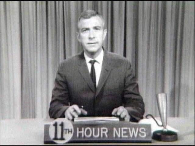 Former News Director Jim Cox takes to the airwaves.