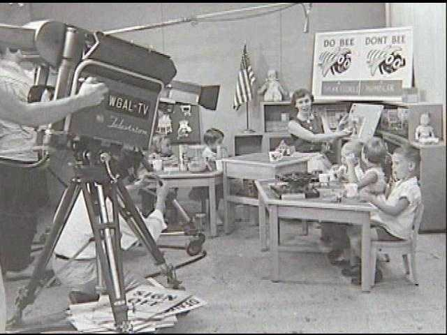 Early entertainment programming on WGAL consisted of film features and shorts. Later, WGAL carried selective programming from CBS, ABC, NBC and the now defunct Dumont Network before becoming the exclusive NBC affiliate for the Harrisburg-Lancaster-York-Lebanon area.