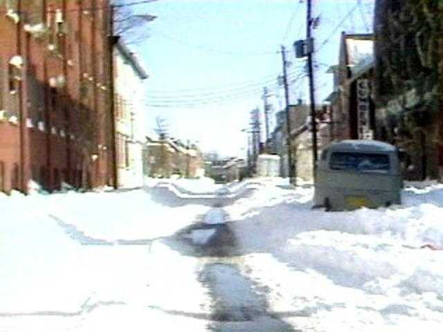 Keep clicking through this slideshow for more photos of the Megapolitan snowstorm in 1983.