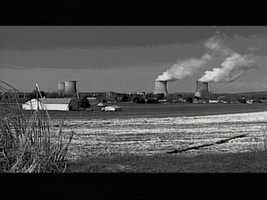 Around 4 a.m. on March 28, 1979, operators in the control room of the Three Mile Island power plant noticed a glitch in the unit 2 cooling system.