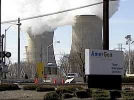 Denton said today's nuclear plants are much safer because of TMI.