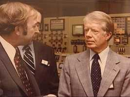 But above everything else, Denton was President Jimmy Carter's personal man on site.