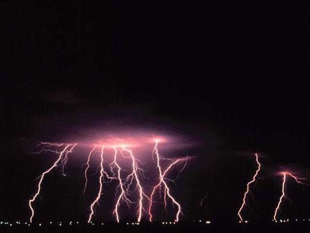 A bolt of lightning is also referred to as a stroke. One stroke can carry about 200 million volts of electricity, definitely enough juice to kill a person instantly. When it comes to lightning striking humans, it seems men are more likely to be the victims than women. In fact men are struck by lightning about four times more often than women.