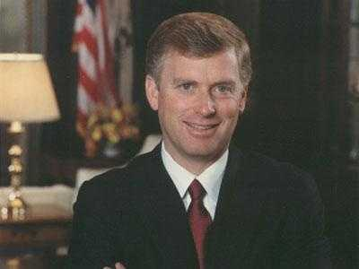 Former Vice President Dan Quayle