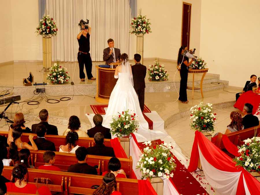 Gamophobia: It's not just an excuse -- some people actually have a valid fear of getting married.