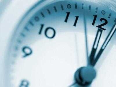 Chronophobia: The fear of time is referred to as chronophobia.