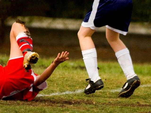 Injury phobia: If you're afraid of being injured, you have injury phobia.