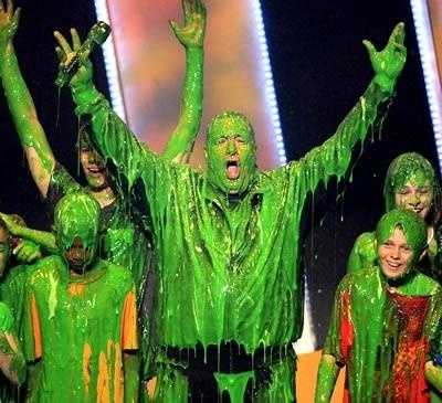 Blennophobia: Unless you're in a science fiction movie, you probably won't come into contact with slime, but some people are afraid of it anyway.