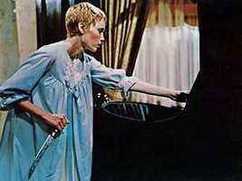 "25. ""Rosemary's Baby"": This is more of a conspiracy thriller, but this flick addresses a ton of phobias."