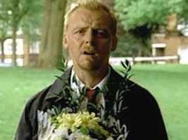 "14. ""Shaun Of The Dead"": Okay we admit it: this parody probably isn't scary to most, but it is still creepy in its own way."