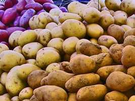Barnesville Potato Days: In Minnesota, the more than 40 events at this spud festival include mashed potato wrestling and a potato sack fashion show.