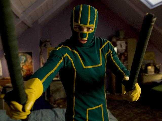 "Kick Ass: ""Kick-Ass"" is a creator-owned comic book series written by Mark Miller and published by Marvel Comics. It follows a teenager who sets out to become a real life superhero, but gets caught up with ruthless vigilantes. The comic book was adapted into the 2010 film ""Kick Ass""."