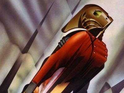 "The Rocketeer: The superhero first appeared in 1982 and was homage to the Saturday matinee heroes of the 1930s and 1940s. ""The Rocketeer"" follows a stunt pilot who discovers a jet pack that allows him to fly. Walt Disney released the featured film ""The Rocketeer"" in 1991."