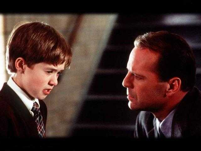 The Sixth Sense: Haley Joel Osment stars as a child who can communicate with spirits who don't know they're dead in this thriller.