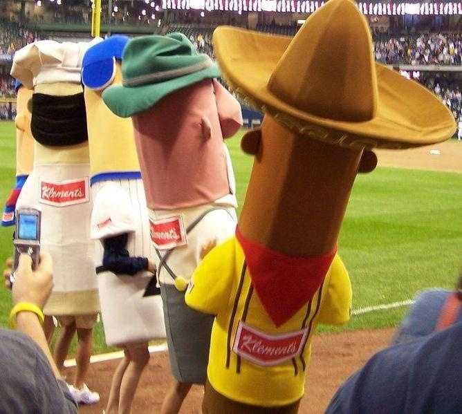 You've seen them race around Miller Park. Now celebrating their 21st year of racing, it's time to meet the Klement's Racing Sausages: