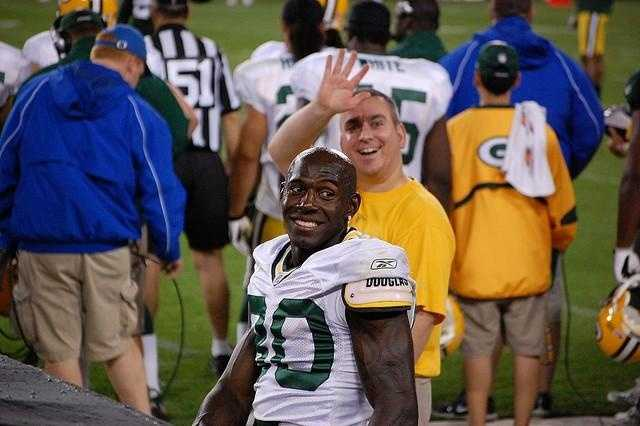 His Donald Driver Foundation gives ten $1,000 scholarships annually to students in Mississippi, Texas and Wisconsin.