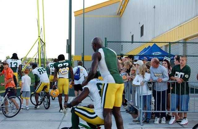 Driver is listed in the Packers media guide as 6 feet tall and 194 pounds.
