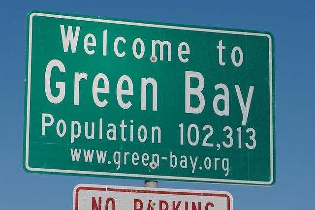 Green Bay - Pop. 102,313Incidents of crime - 2,945