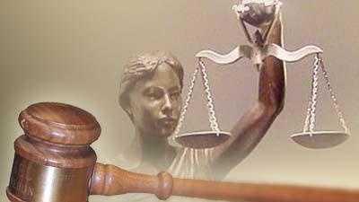 Court, Legal, Justice Generic 1/Blue