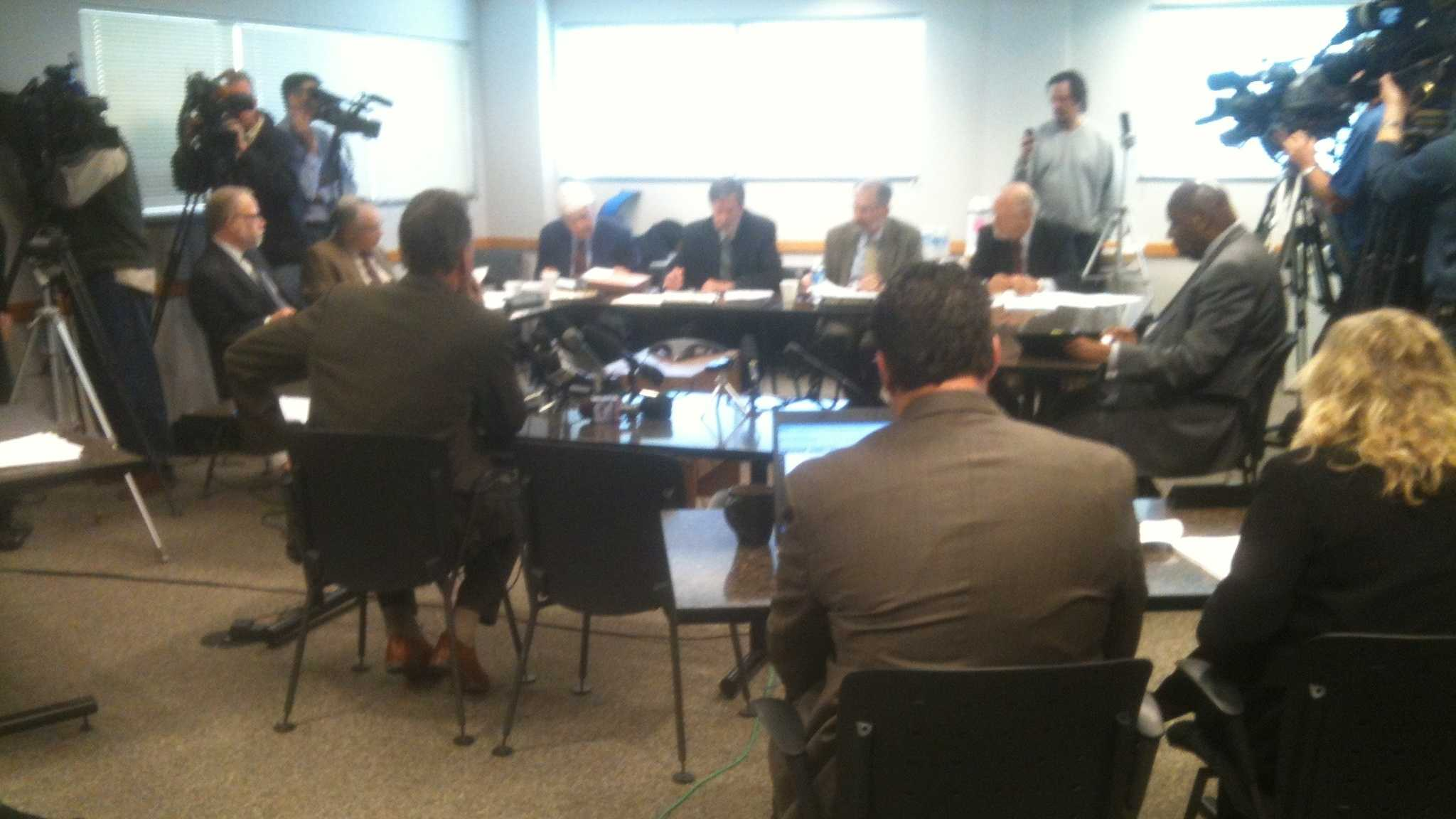 The Government Accountability Board voted April 17 to allow protest candidates to appear on recall election ballots.