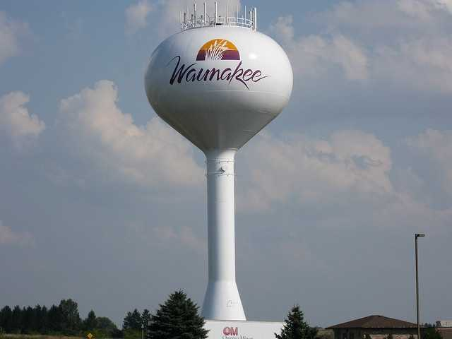 Waunakee - Pop. 11,623Incidents of crime - 1,075