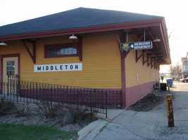 Middleton - Pop. 18,281Incidents of crime - 2,511