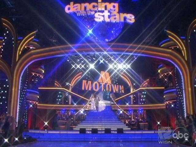 All the stars will dance to Motown hits sung by the artists that made it famous.