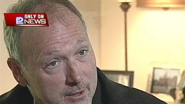 12 News Craig McKee sits down with Cardinal Dolan's brother.