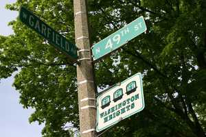 The school is located near 49th and Garfield in the Washington Heights neighborhood.