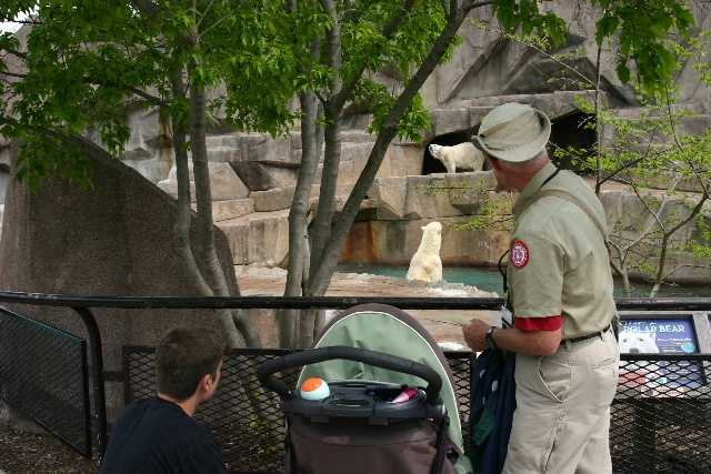 For more information about the Milwaukee County Zoo visit their website.