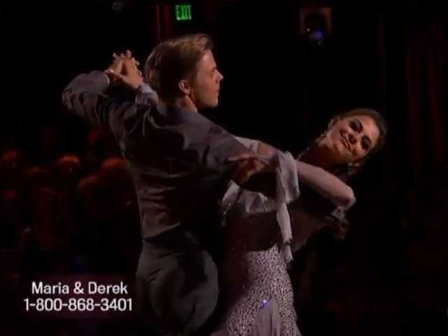 """Len said she is the best """"in hold"""" in the competition. Carrie Ann felt there was a real emotional connection with the audience."""