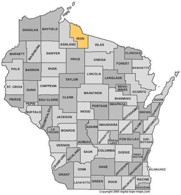 Iron County: 12.8 percent, up from 12.6 percent in March