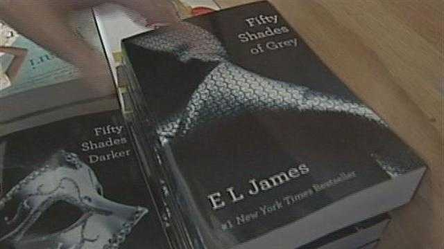 While the trilogy of '50 Shades' books are flying of the shelves at bookstores, some Wisconsin libraries are not even putting it on theirs.