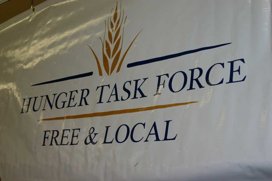 The Hunger Task Force reminds you to leave non-perishable food at your mailbox on Saturday (5/12) for your letter carrier to pick-up.  They hope to collect 1 million pounds of food this year.