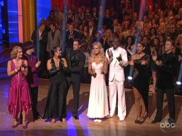 One couple will be eliminated Tuesday night at 9 p.m. eastern/8 p.m. central on ABC.