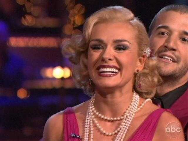 Carrie Ann said it may have been the best dance she has ever seen on the show.