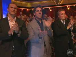 Audience members Clay Matthews, Aaron Rodgers and Mike McCarthy approved.