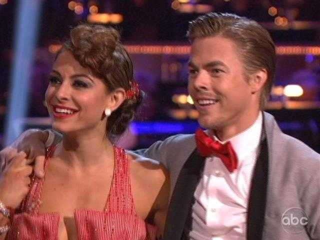 "Bruno loved the unexpected details he saw in the dance, and Carrie Ann thought it was a ""stunner."""