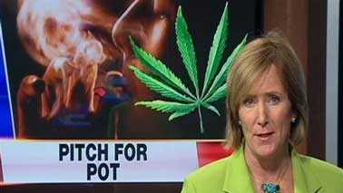 Pitch for Pot