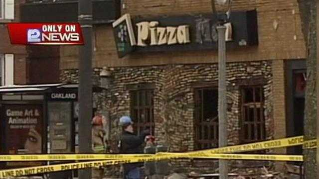 A man who lost his Pizza Man business in a 2010 fire said he might reopen the Milwaukee institution.