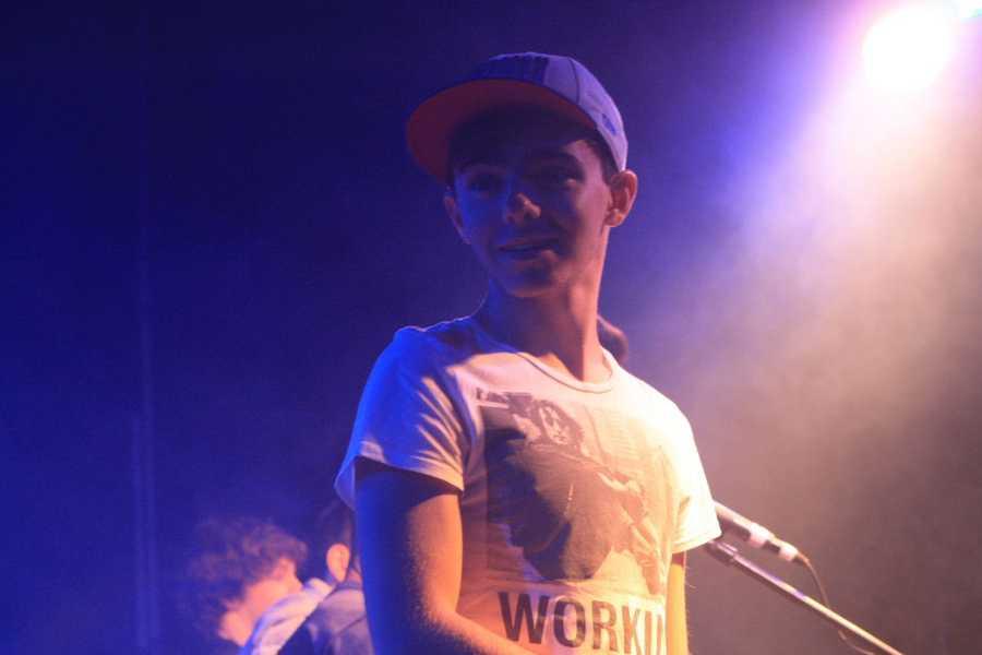 The Wanted band member Nathan Sykes